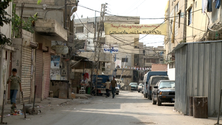 Campo de refugiados Ein El Hilweh